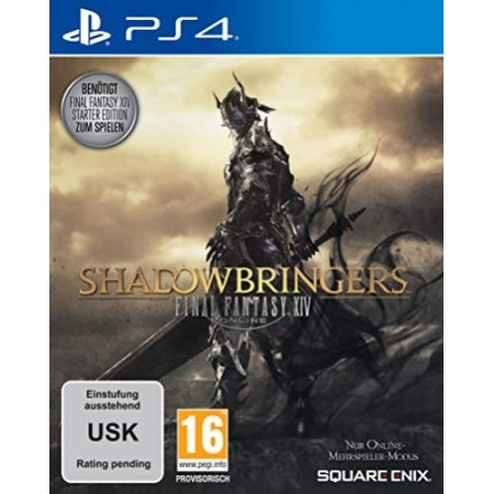 Final Fantasy XIV Shadowbringers [PS4, neu, DE]
