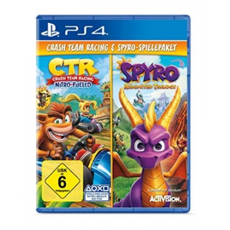 Crash Team Racing Nitro-Fueled [PS4, neu, DE]
