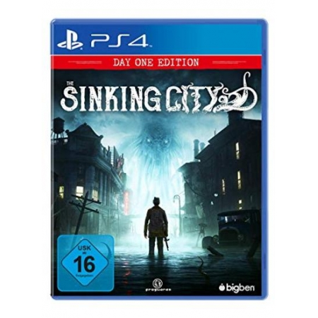 The Sinking City (Day One Edition) [PS4, neu, DE]
