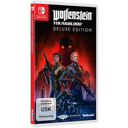Wolfenstein: Youngblood - Deluxe Edition [NSW, neu, PEGI-AT]