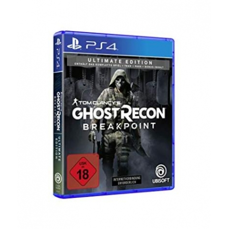 Tom Clancys Ghost Recon Breakpoint - Ultimate Edition [PS4, neu, DE]