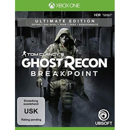 Tom Clancys Ghost Recon Breakpoint - Ultimate Edition [XBox one, neu, DE]