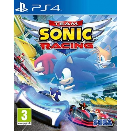 Team Sonic Racing [PS4, neu, PEGI-AT]