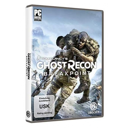 Tom Clancy's Ghost Recon Breakpoint [PC, neu, DE]
