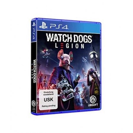 Watch Dogs Legion Standard Edition [PS4, neu, DE]