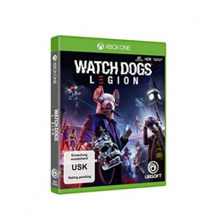 Watch Dogs Legion Standard Edition [XBox one, neu, DE]