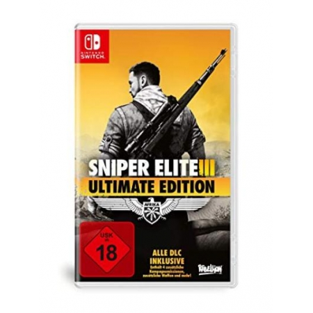 Sniper Elite 3 ULTIMATE EDITION [NSW, neu, DE]