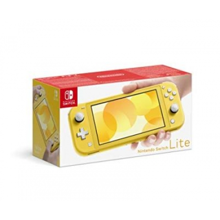 Nintendo Switch Lite - gelb (Hardware) [NSW, neu, DE]