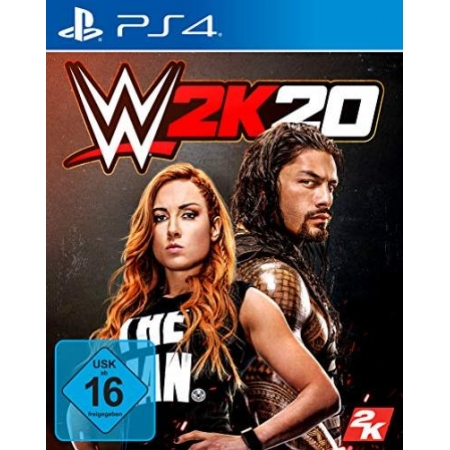 WWE 2K20 - Standard Edition [PS4, neu, DE]