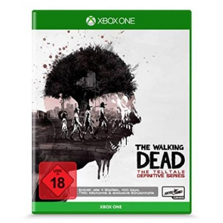 The Walking Dead: The Telltale Definitive Series [XBox one, neu, DE]