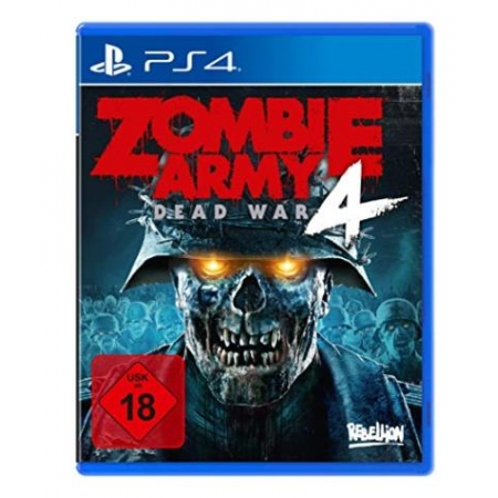 Zombie Army 4: Dead War [PS4, neu, DE]