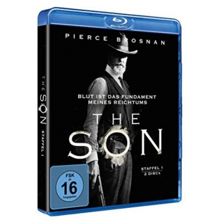 The Son - Staffel 1 (2 Blu-rays) [BluRay, gebraucht, DE]