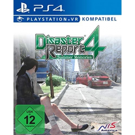 Disaster Report 4: Summer Memories [PS4, neu, DE]