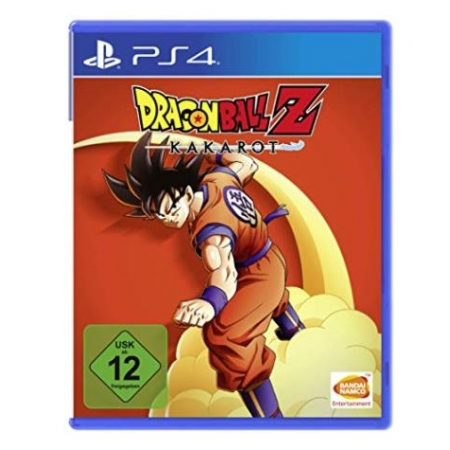 Dragon Ball Z: Kakarot  [PS4, neu, DE]