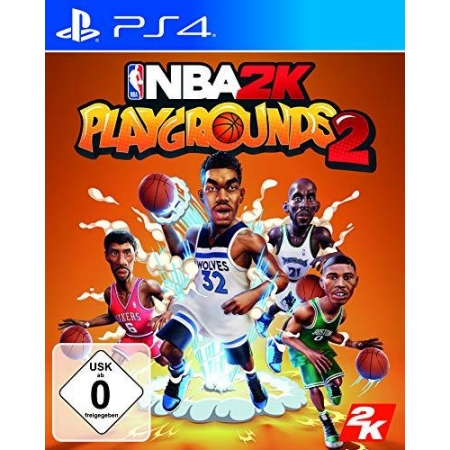 NBA 2K Playgrounds 2  [PS4, neu, DE]