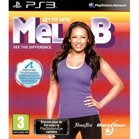 Get Fit With Mel B [PS3, gebraucht, PEGI-UK]