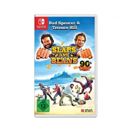 Bud Spencer & Terence Hill Slaps and Beans Anniversary Edition [NSW, neu, DE]