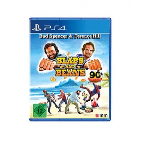 Bud Spencer & Terence Hill Slaps and Beans Anniversary Edition [PS4, neu, DE]