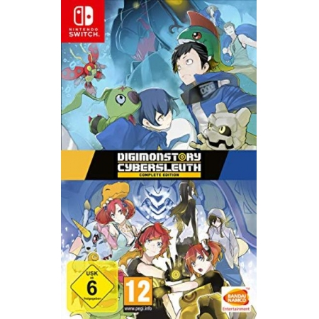 Digimon Story: Cyber Sleuth - Complete Edition [NSW, gebraucht, DE]
