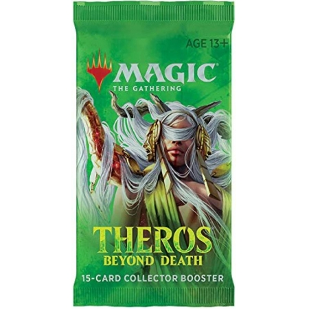Magic The Gathering Theros Beyond Death Collector Booster [Karten, neu, DE]