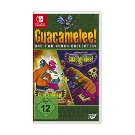 Guacamelee One-Two Punch Collection [NSW, neu, DE]