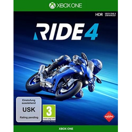 RIDE 4 [XBox one, neu, DE]