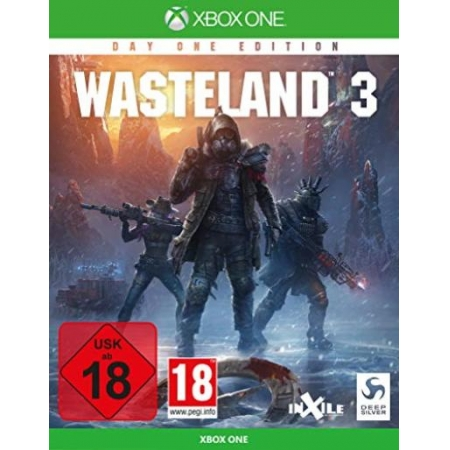 Wasteland 3 Day One Edition  [PS4, neu, DE]