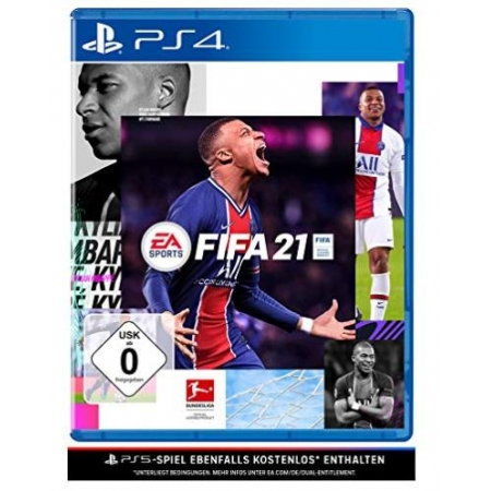 FIFA 21 (Black Week) [PS4, neu, DE]