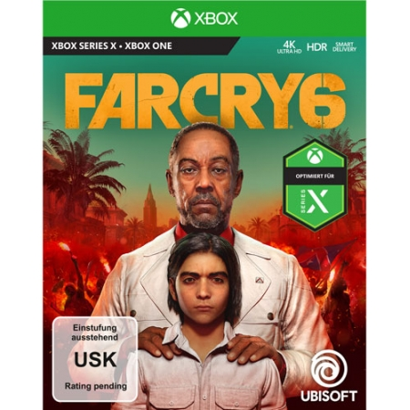 Far Cry 6 [XSX, neu, DE]