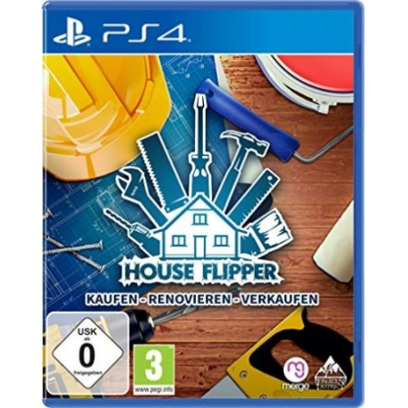 House Flipper [PS4, neu, DE]