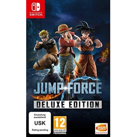 Jump Force Deluxe Edition [NSW, neu, PEGI-UK]