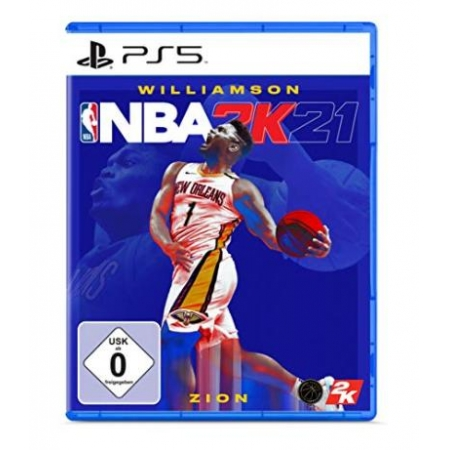 NBA 2K21 Standard Edition [PS5, neu, DE]