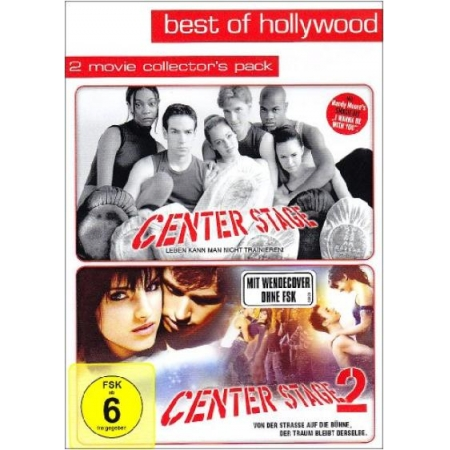 2 Movie Collector s Pack: Center Stage / Center Stage 2 [DVD, gebraucht, DE]