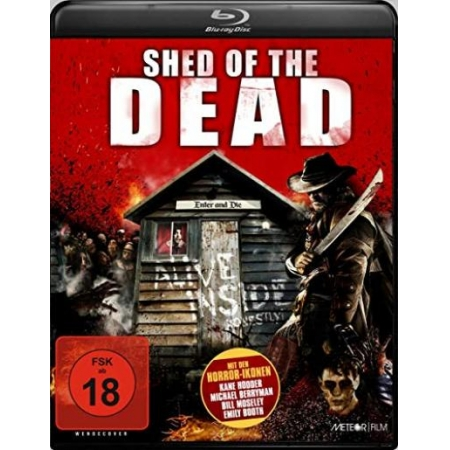 Shed of the Dead (uncut) [BluRay, gebraucht, DE]