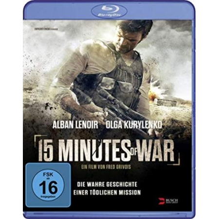 15 Minutes of War [BluRay, gebraucht, DE]