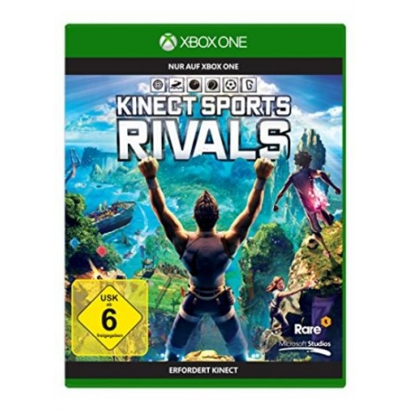 Kinect Sports Rivals [XBox one, gebraucht, DE]