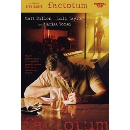 Factotum (Limited Edition) [DVD, gebraucht, DE]