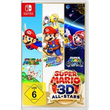 Super Mario 3D All-Stars [NSW, gebraucht, DE]