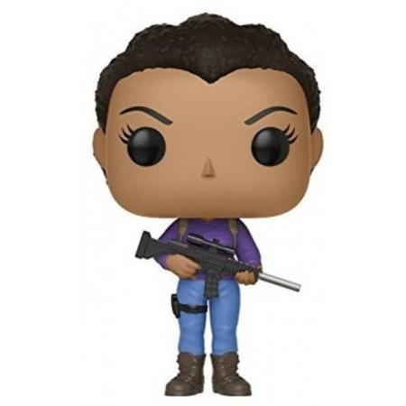 Funko POP The Walking Dead Sasha (577) [Figuren, neu, DE]