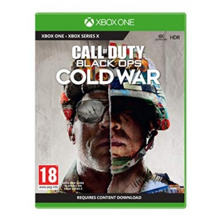 Call of Duty: Black Ops Cold War (uncut Edition) [XBox one, gebraucht, PEGI]