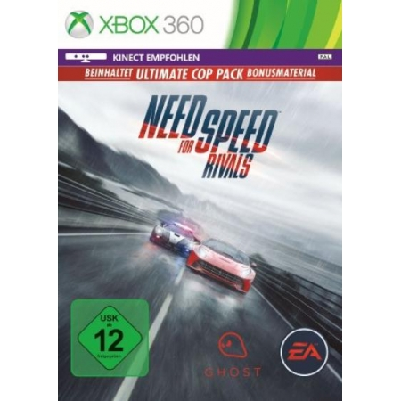 Need for Speed: Rivals - Limited Edition - Ohne Anleitung [XB360, gebraucht, DE]