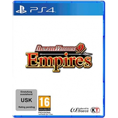 Dynasty Warriors 9 Empires [PS4, neu, DE]