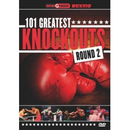101 Greatest Knockouts Round 2 (UK Import) [DVD, gebraucht, PEGI-UK]