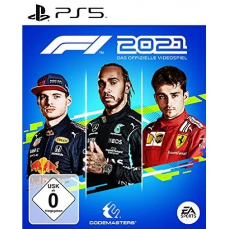 F1 2021  [PS5, neu, PEGI-AT]
