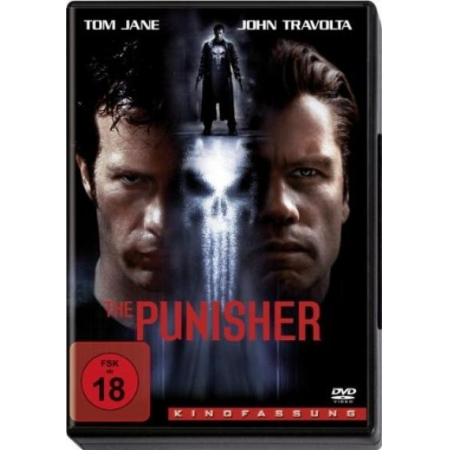 The Punisher [DVD, gebraucht, DE]