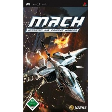 M.A.C.H. - Modified Air Combat Heroes