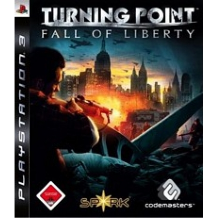 Turning Point - Fall of Liberty [PS3, gebraucht, DE]