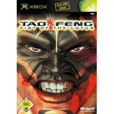 Tao Feng - Fist of the Lotus [XBox, gebraucht, DE]