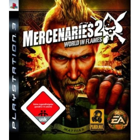 Mercenaries 2: World in Flames [PS3, neu, DE]