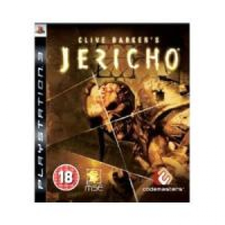 Clive Barkers Jericho [PS3, gebraucht, PEGI-UK]